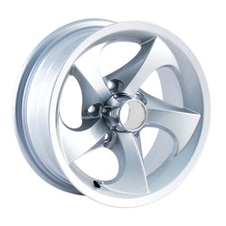 Ion Alloy Wheels 16 - Silver - 14x6