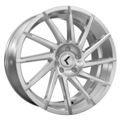 Kraze Wheels KR181 Spinner - Chrome Rim