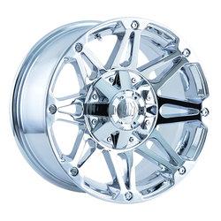 Mayhem Wheels 8010 Riot - Chrome Rim - 20x9