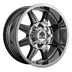 Mayhem Wheels 8100 Monstir - Chrome Rim