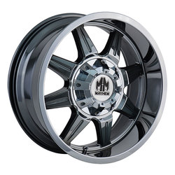 Mayhem Wheels 8100 Monstir - PVD Rim