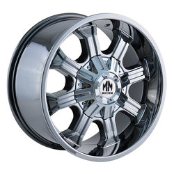 Mayhem Wheels 8102 Beast - Chrome Rim
