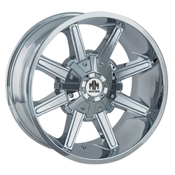 Mayhem Wheels 8104 Arsenal - Chrome Rim