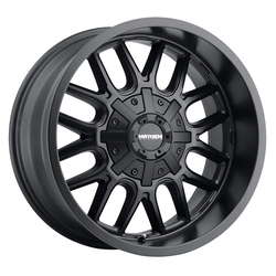 Mayhem Wheels 8107 Cogent - Matte Black Rim