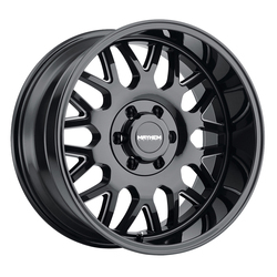 Mayhem Wheels 8110 Tripwire - Gloss Black Milled Spokes Rim