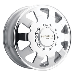 Mayhem Wheels 8181 - Polished Rim