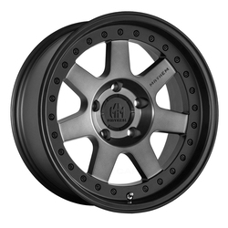 Mayhem Wheels 8300 Prodigy - Matte Black w/Dark Tint Rim