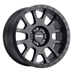 Mayhem Wheels 8302 Scout - Matte Black Rim