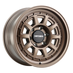 Mayhem Wheels 8303 Voyager - Dark Bronze Rim