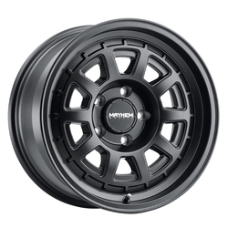 Mayhem Wheels 8303 Voyager - Matte Black Rim