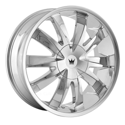 Mazzi Wheels Edge 337 - Chrome