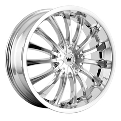 Mazzi Wheels Hype 351 - Chrome