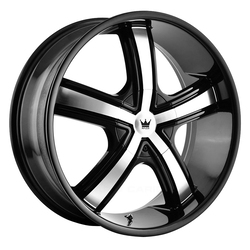 Mazzi Wheels Boost 359 - Black/Machined Face