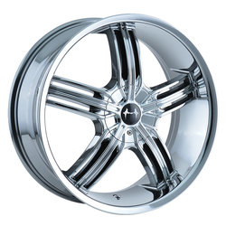 Mazzi Wheels Galaxy 365 - Chrome