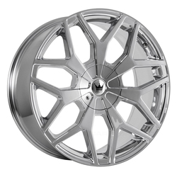 Mazzi Wheels Profile 367 - Chrome