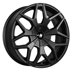 Mazzi Wheels Profile 367 - Matte Black Rim - 24x9.5