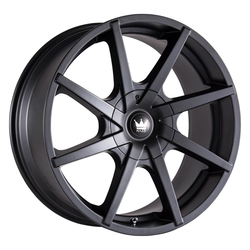 Mazzi Wheels Kickstand 369 - Matte Black