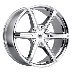Mazzi Wheels Stilts 371 - Chrome Rim