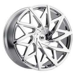 Mazzi Wheels 372 Big Easy - Chrome Rim
