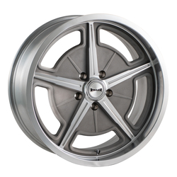 Ridler Wheels 605 - As Cast W/ Machined Spokes & Lip - 20x10