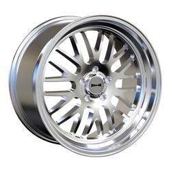 Ridler Wheels 607 - Polished Rim
