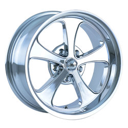 Ridler Wheels 645 - Chrome