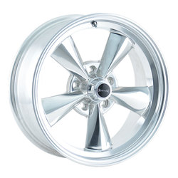 Ridler Wheels 675 - Polished Rim - 17x7