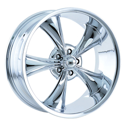 Ridler Wheels 695 - Chrome - 22x10.5