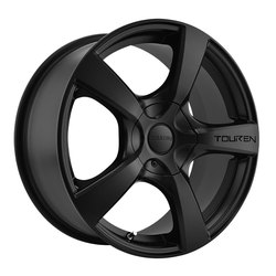 Touren Wheels TR9 3190 - Matte Black Rim - 16x7