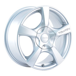 Touren Wheels Touren Wheels TR9 3190 - Hyper Silver - 19x8.5