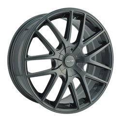Touren Wheels TR60 3260 - Gunmetal Rim - 16x7