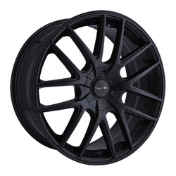 Touren Wheels TR60 3260 - Full Matte Black Rim - 18x8