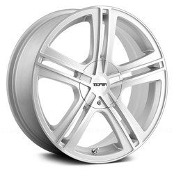 Touren Wheels TR62 3262 - Hypersilver/Machined Face/Machined Lip Rim - 17x7