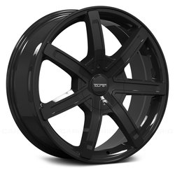 Touren Wheels TR65 3265 - Black Rim