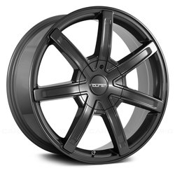 Touren Wheels TR65 3265 - Gunmetal Rim
