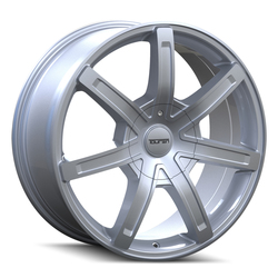 Touren Wheels Touren Wheels TR65 3265 - Silver - 20x8.5