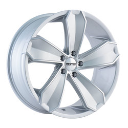 Touren Wheels Touren Wheels TR71 3271 - Gloss Silver/Machined Face - 20x8.5