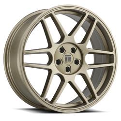 Touren Wheels TR74 3274 - Matte Gold Rim - 20x8.5