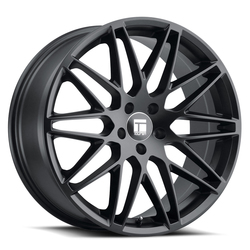 Touren Wheels TR75 3275 - Matte Black - 19x8.5