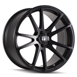 Touren Wheels TF03 3503 - Matte Black Rim - 18x8