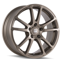 Touren Wheels TF03 3503 - Matte Bronze Rim - 17x7.5