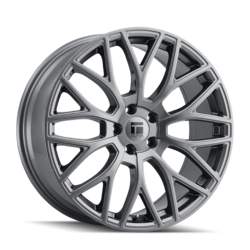 Touren Wheels TR76 3276 - Graphite Rim - 17x8