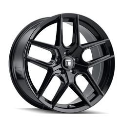 Touren Wheels TR79 3279 - Gloss Black Rim - 17x8