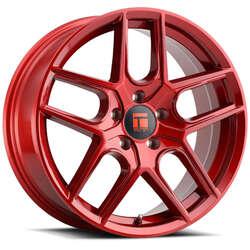 Touren Wheels TR79 3279 - Crimson Candy Red