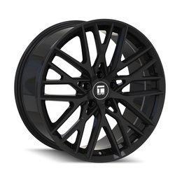 Touren Wheels TR91 3291 - Gloss Black Rim - 20x10.5