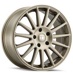 Touren Wheels TR92 3292 - Matte Gold Rim - 22x10.5