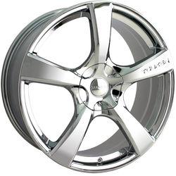 Touren Wheels TR9 3190 - Chrome Rim - 17x7