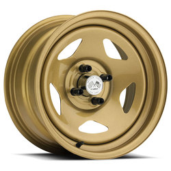 U.S. Wheel Star 021 - Gold