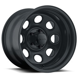 U.S. Wheel Crawler Stealth 44 - Matte Black Rim - 16x10
