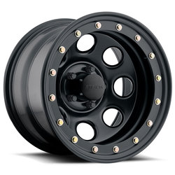 U.S. Wheel Crawler BL Stealth 046 - Gloss Black Rim - 16x10